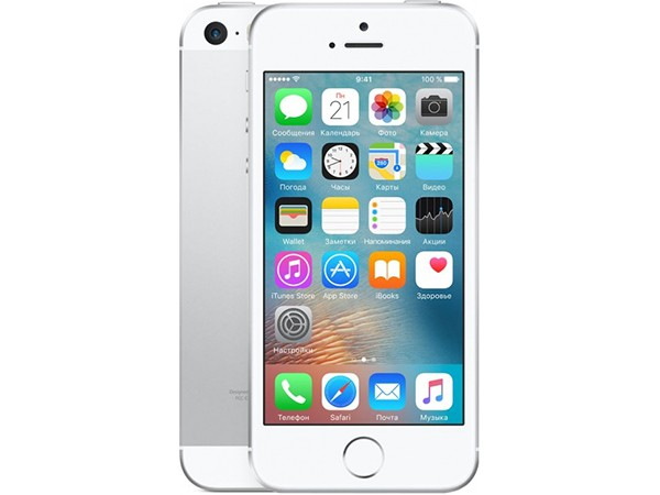 iPhone SE 16Gb Silver (N****RU/A)