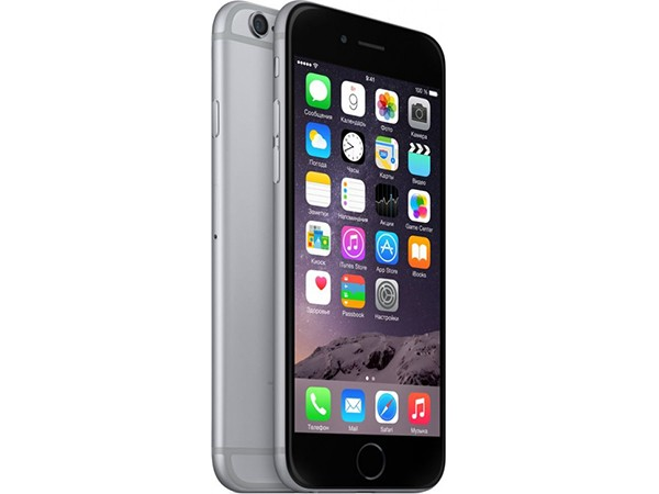 iPhone 6 16Gb Space Gray (N****RU/A)