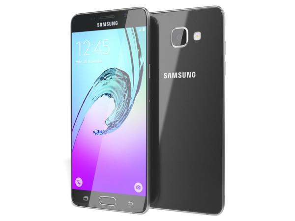 Samsung Galaxy A5 16Gb Black (2016)