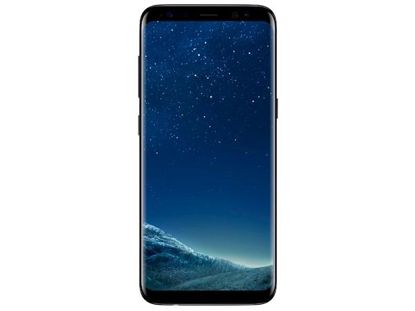 Samsung Galaxy S8 64Gb Black (Б/У)