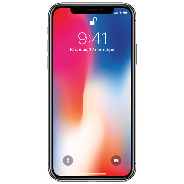 iPhone X 64Gb Space Gray (Б/У)