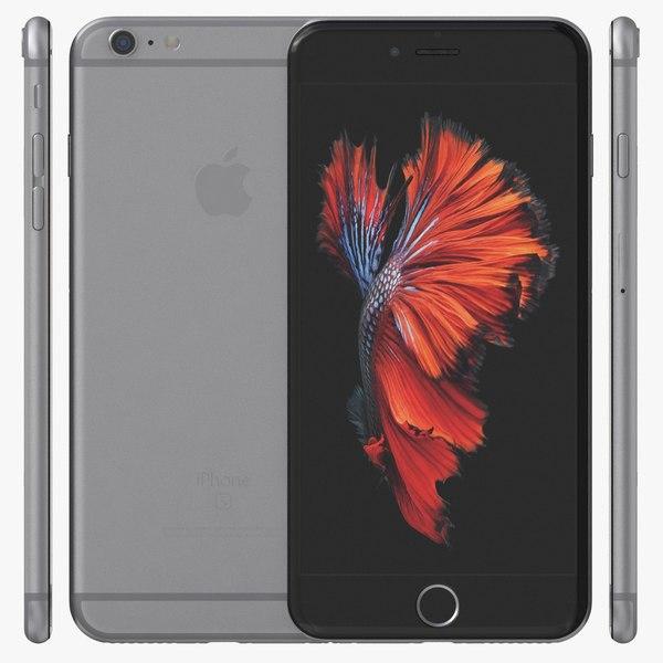 iPhone 6S 16Gb Space Gray (Б/У)