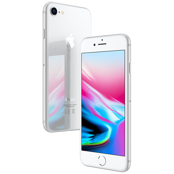 iPhone 8 256Gb Silver (Б/У)