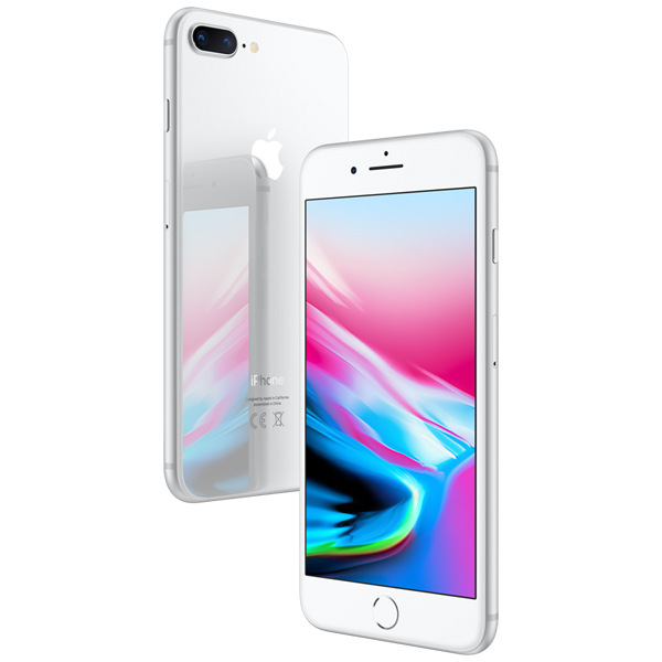 iPhone 8 Plus 256Gb Silver (Б/У)