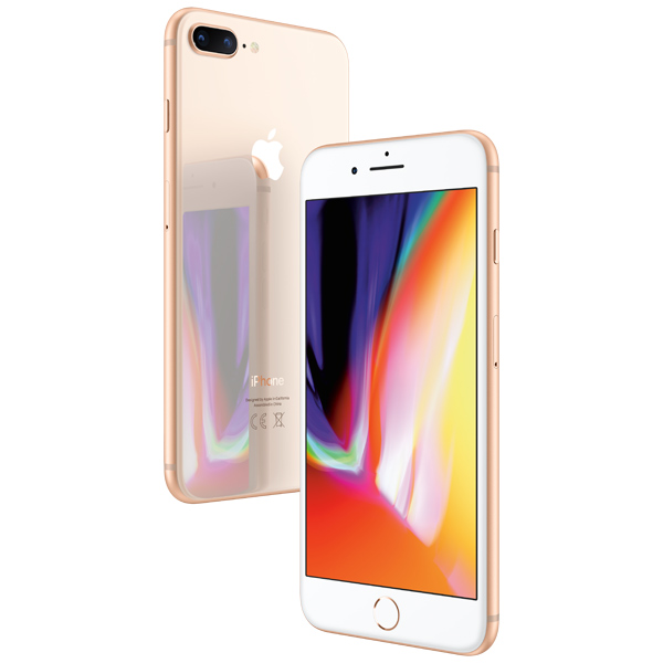 iPhone 8 Plus 256Gb Gold (Б/У) - Отличное