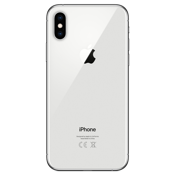 iPhone XS 64Gb Silver (Б/У)