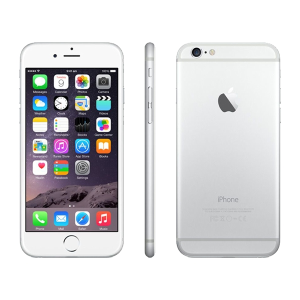 iPhone 6 16Gb Silver (Б/У)