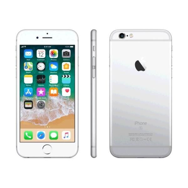 iPhone 6S 16Gb Silver (Б/У)