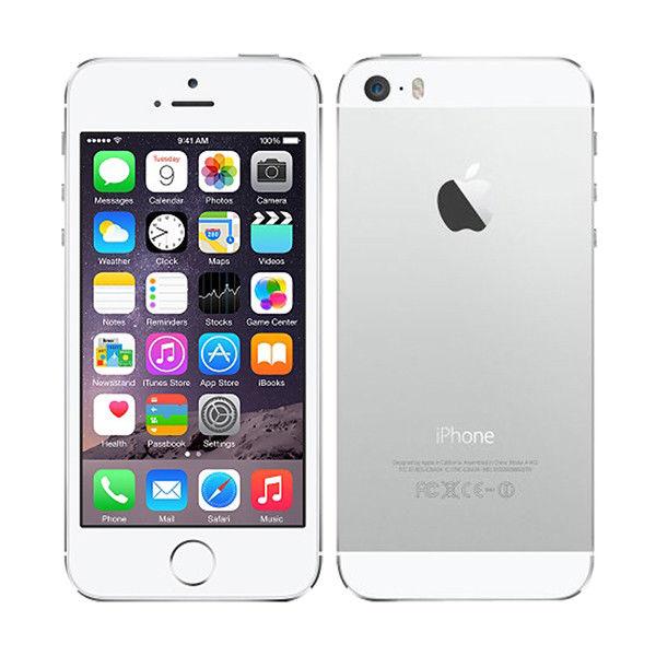 iPhone 5S 16Gb Silver (Б/У) - Отличное