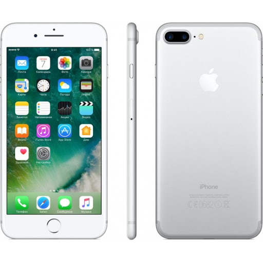 iPhone 7 Plus 32Gb Silver (Б/У)