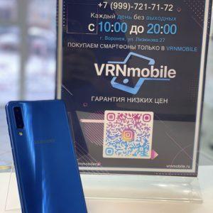 Samsung A7 2018 4/64 Gb - Отличное
